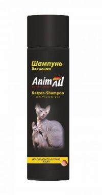 AnimАll (Энимал) шампунь для кошек бесшерстных пород 250 мл