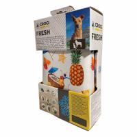 Охлаждающий коврик для собак, принт КОКТЕЙЛЬ, 50*40 см CROCI (С6007880)