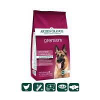 Arden Grange Adult Dog Premium rich in fresh chicken & rice 12 кг
