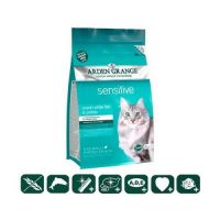 Arden Grange Adult  Sensitive Cat Food Ocean White Fish and Potato 0,4 кг