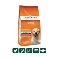 Arden Grange Dog Senior with fresh chicken & rice 12 кг
