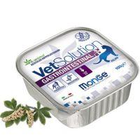 Monge VetSolution Cat Gastrointestinal - Монже для кошек Гастроинтестинал - лечебная беззерновая диета для кошек при заболеваниях пищеварительной системы (консервы) ламистер 100 г