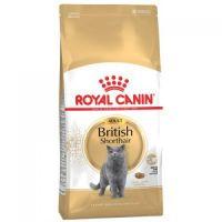 Royal Canin Cat British Shorthair Adult - Роял Канин для британских короткошерстных кошек сухой корм 400 г, 2 кг, 4 кг, 10 кг