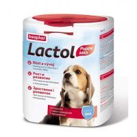 BEAPHAR Lactol Puppy Milk - Сухое молоко для щенков Беафар 250 г, 500 г