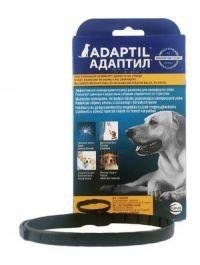 ADAPTIL Адаптил ошейник для средних и больших собак 70 см для решения поведенческих проблем.