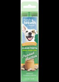 """Гель для чистки зубов у собак TropiСlean (Тропиклин) """"Арахисовое масло"""" 59 мл"""